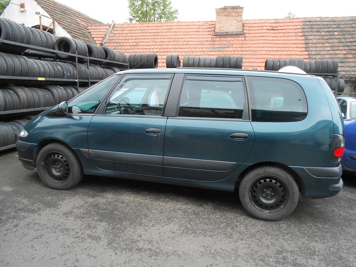 Renault Espace III 2,2 DCi, r.v. 2001