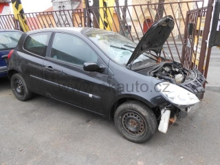 Renault Clio III 1,5 DCi, r.v. 2006